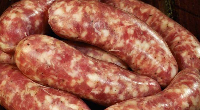 Salsiccia della Lucchesia
