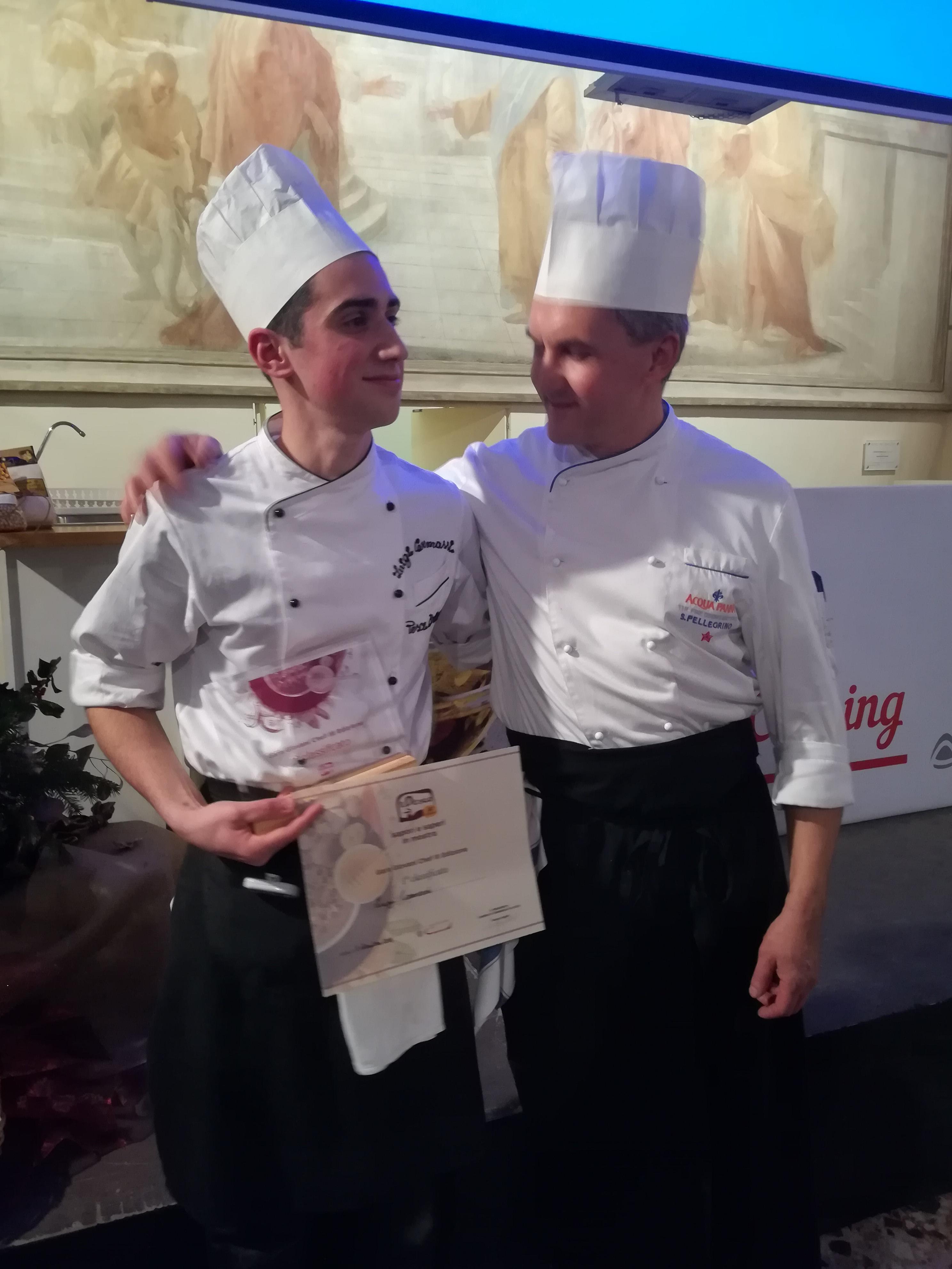 Locandina Gara giovani Chef