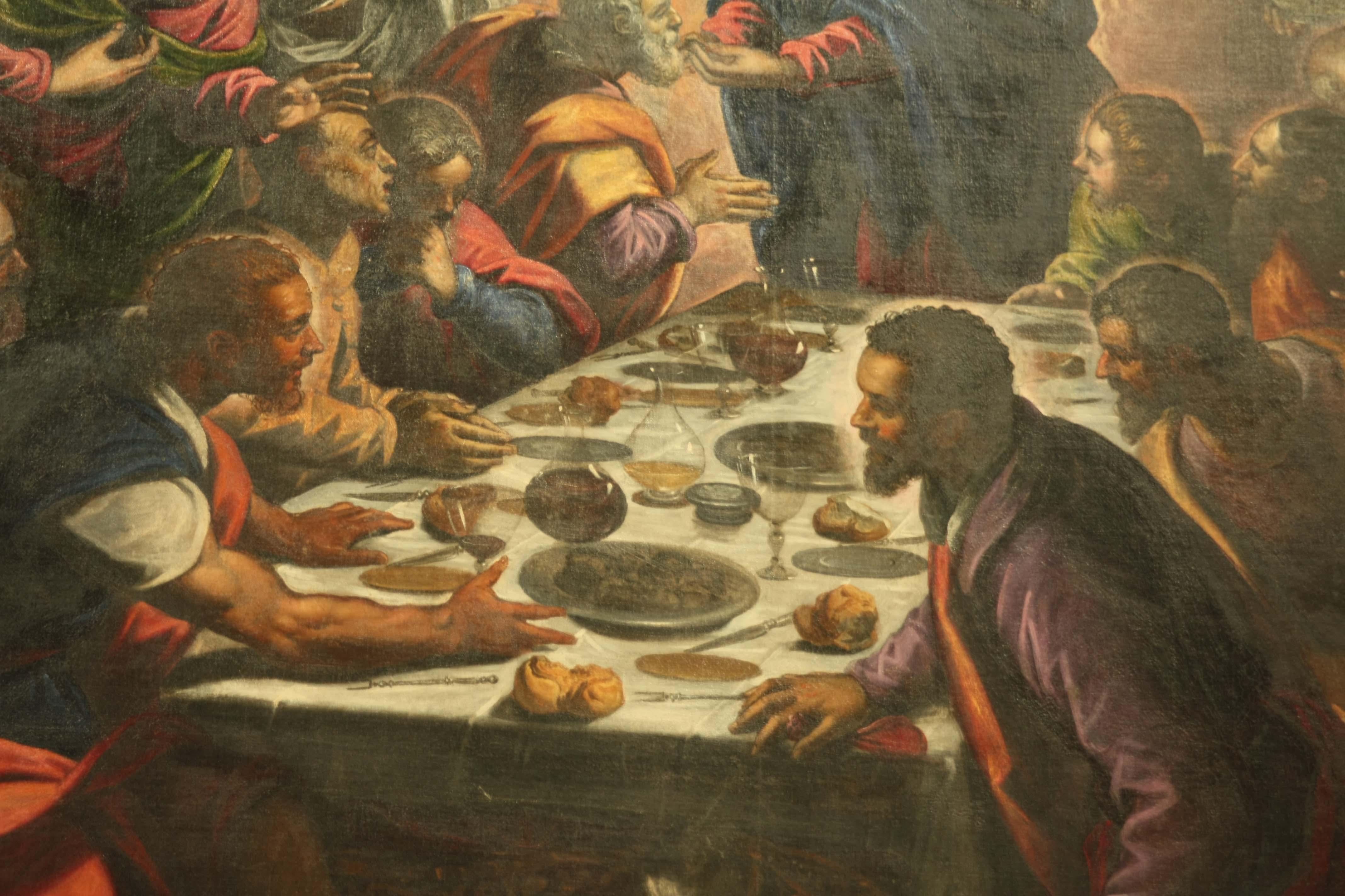 Locandina L'iconografia del cibo nelle opere d'arte
