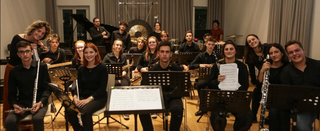 Locandina Big Orchestra Jazz Band