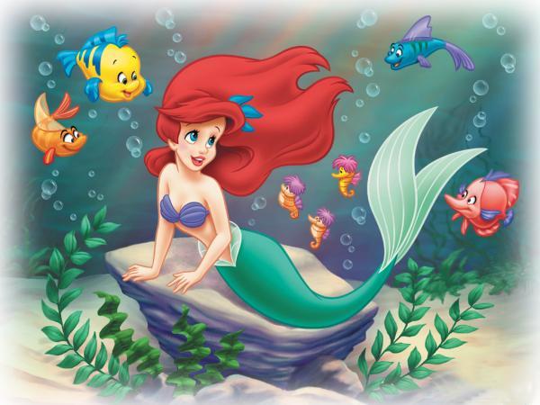 Locandina Ariel e l'importanza del pesce